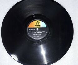 The Beatles vinyl Lp 78 Rpm1966I Saw Her Standing ThereDon't Bother Me.