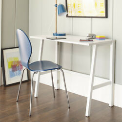 Modern Folding Writing Table Home Office Study Computer Desk PC Laptop $35.99