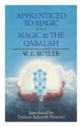 Apprenticed to Magic by Butler W.E. Paperback Book The Fast Free Shipping