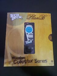Teck Deck Wooden Collector Series plan b  JEROME ROGERS