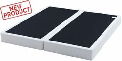 Box Spring 7.5 Metal Bed Mattress Foundation Folding Twin Full Queen King Size $94.57