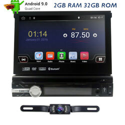Universal Android 9.0 2GB+32GB Car Radio DVD Player 7