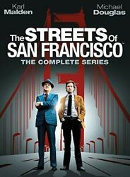 The Streets of San Francisco: The Complete Series New DVD Boxed Set $43.17