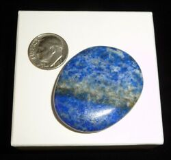 Lapis Lazuli Polished Smooth Stone Pakistan 20 grams Reiki Crystal
