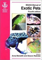 BSAVA Manual of Exotic Pets by Anna Meredith