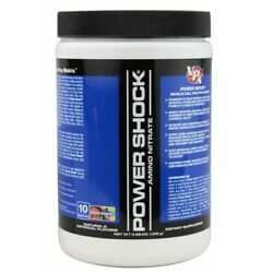 VPX  POWER SHOCK Pre-Workout Amino Nitrate Powder  Fruit Punch  10 Servings