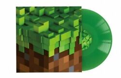 C418 Minecraft Volume Alpha GREEN VINYL LP Record &MP3 video game soundtrack NEW $35.99