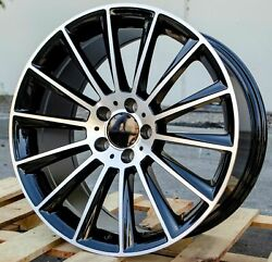 20x8.5  20x9.5 Wheels Fit Mercedes S600 S550 S65 CL500 CL550 20 Inch Rims Set 4 $879.00