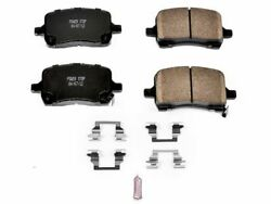 For 2007 2010 Saturn Sky Disc Brake Pad and Hardware Kit Power Stop 64758CJ $37.04