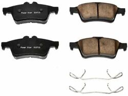 For 2007 2010 Saturn Sky Disc Brake Pad and Hardware Kit Rear Power Stop 29862HV $38.18