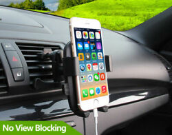 Universal Rotate Car Mount Holder Stand Air Vent Cradle For Mobile Cell Phone $7.59
