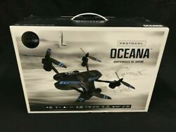 New In Box Protocol Air Oceana Amphibious RC Quadcopter Drone With Remote $60.00