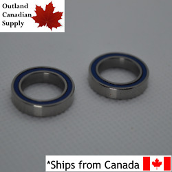 RC Bearings 12x18x4mm Compatible with 5120 AR610007 ARAC3173 Lot of 2 Blue Seal C $14.00