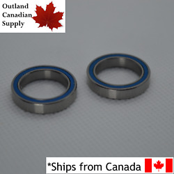 RC Bearings 15x24x5mm Compatible with 5106A Lot of 2 Blue Seal C $18.00