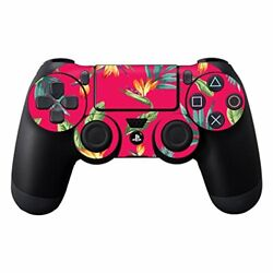 MightySkins Skin Compatible with Sony PS4 Controller - Paradise  Protective