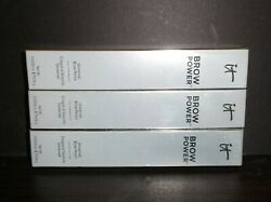 3 New IT COSMETICS BROW POWER UNIVERSAL PENCIL (All are boxed & 0.56 oz. each)