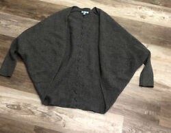 She + Sky gray boutique sweater size M