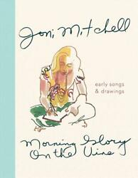 Morning Glory on the Vine by Mitchell Joni Mitchell (English) Hardcover Book Fre