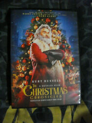 THE CHRISTMAS CHRONICLES DVD 2018 -- LIKE NEW - SHIPS NOW - READ DESCRIPTION