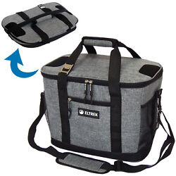 Eltrek Collapsible Insulated Cooler Bag 30 can $32.99