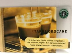Starbucks 2006 COFFEE AS ART Collectible card no swipespin intact NEW $2.25