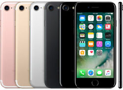 Apple iPhone 7 32GB128GB256GB Smartphone Mobile Factory Unlocked 12MP iOS WiFi