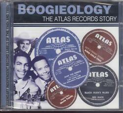 Acrobat cd Boogieology The Atlas Records Story  brand new
