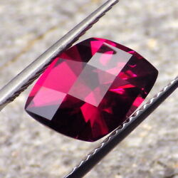 PYRALSPITE UMBALITE GARNET-E. AFRICA 4.80Ct CLARITY SI2-PRECISION FACETING-VIDEO $190.00