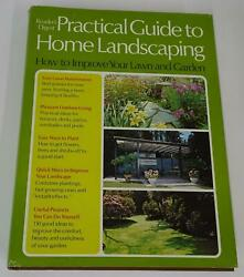 Practical Guide to Home Landscaping 1977 Reader's Digest Improve Lawn Garden $9.99