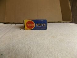 EMPTY  Ammo Box  ONLY  Peters  Match    22LR