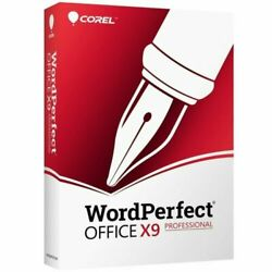 Corel WordPerfect Office X9 Professional License ✅ Download✅ INSTANT DELIVERY
