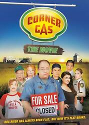CORNER GAS: THE MOVIE (DVD) - NEW!!