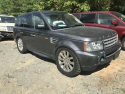 Automatic Transmission 4.2L Supercharged Option Fits 06-09 RANGE ROVER 1832801