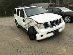 Automatic Transmission 6 Cylinder Crew Cab 4WD Fits 06 FRONTIER 1936930