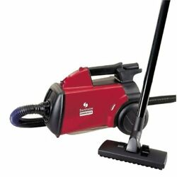Sanitaire Commercial Canister Vacuum Cleaner - 1.20 Kw Motor - 10 A - 2.54 Quart $118.46