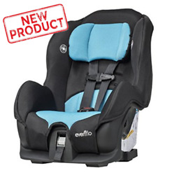 Baby Convertible Car Seat Booster Boys 2in1 Toddler Highback Safety Travel Chair $87.54