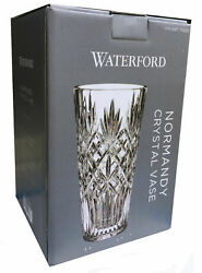 By Waterford Normandy Vase UPC 701587252836 - Brand New & Open Box