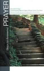 Steps to Answered Prayer $11.29