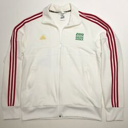 Adidas 2010 FIFA World Cup South Africa Soccer Jacket - Size L