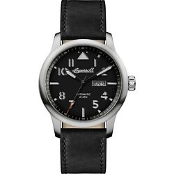 Ingersoll Mens Hatton Automatic Watch I01303 NEW $100.00