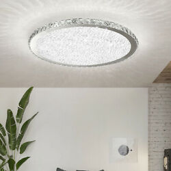 Modern Crystal LED Ceiling Light Bedroom Lamp Flush Mount Lighting Chandelier