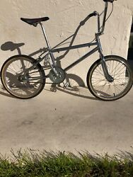 Hutch pro racer pre serial # frame fork and handle bars. All vintage parts. $2160.00