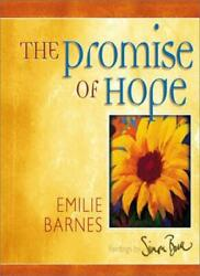 The Promise of Hope The Colors of Life By Emilie Barnes $9.99