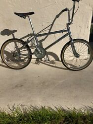 Hutch pro racer pre serial # frame fork and handle bars. All vintage parts. $2400.00