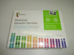 23andMe Personal Genetic Service DNA Saliva Collection Kit Sealed Exp 09-2020