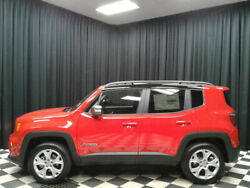 2019 Jeep Renegade Limited 2019 Limited New 1.3L I4 16V Automatic 4WD SUV Premium