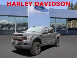 2019 Ford F-150 Lariat New 2019 GRAY Harley Davidson F-150 for sale!