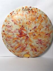 EXTREMELY RARE OUT OF PRODUCTION NEW Vibram Medium UNLACE Disc Golf 168M