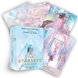 The Starseed Oracle: A 53 Card Deck and Guidebook by Rebecca Campbell English $21.30