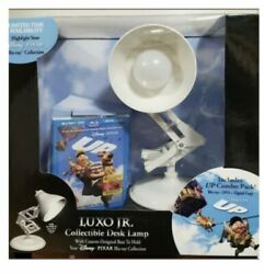 DISNEY PIXAR UP LIMITED EDITION BLU RAY LUXO JR. COLLECTIBLE DESK LAMP
